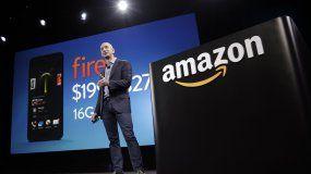 Jeff Bezos, presidente y fundador de Amazon.