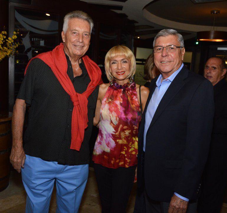El famoso restaurante casablanca tiene nuevo local en miami sociales - Maria y bruno ...