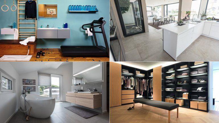 Las nuevas tendencias en la construcción… Replantea tu hogar