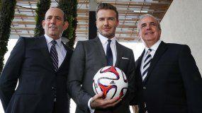 Beckham y compañía esperan tener todo definido para finales del presente mes.