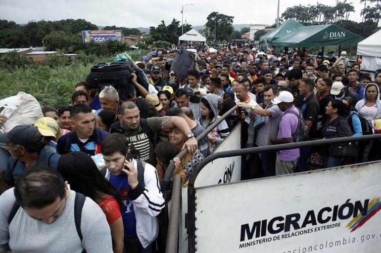 Resultado de imagen para frontera colombo-venezolana