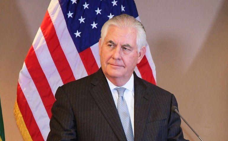 El exsecretario de Estado