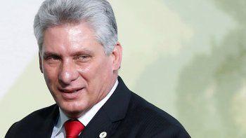 Miguel Díaz-Canel. de 57 años, estará frente al régimen de Cuba.