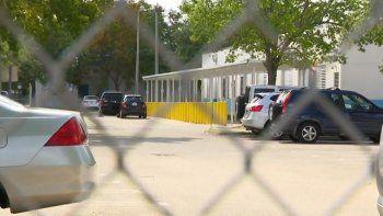 Vista de la escuela primaria Kendale, en Kendall, en el condado Miami-Dade.