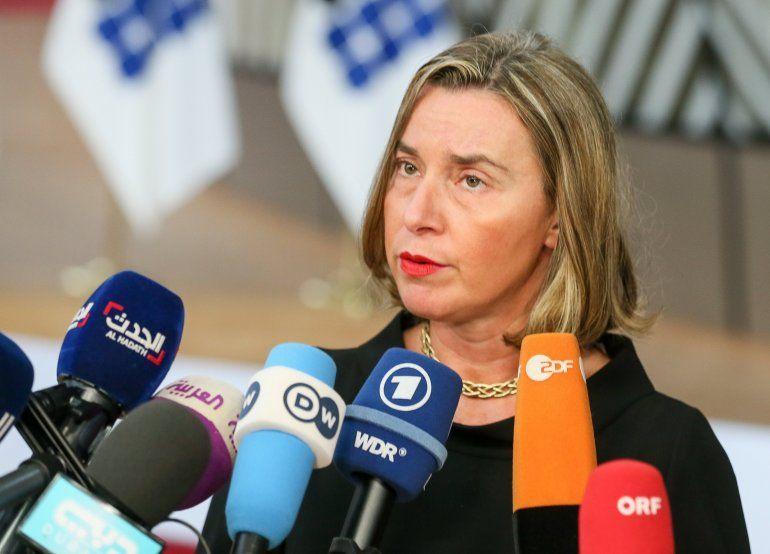 Resultado de imagen para Unión Europea respalda negociación sobre Venezuela en Noruega y ofrece ayuda