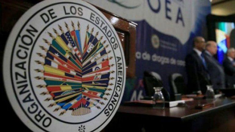 La crisis deVenezuelaha protagonizado las últimas dos asambleas generales de la OEA
