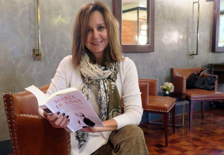 María Dueñas Y Bill Clinton Entre Los Autores Más Vendidos De La