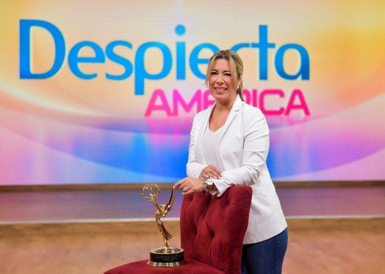 Luz María Doria Mi Gran Sueño Era Darle Un Emmy A Despierta América