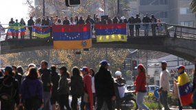 Los venezolanos son la segunda nacionalidad que más permisos ha pedido para regularizar su estancia en Chile.
