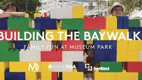 Ve con tu familia este domingo 27 de mayo, de 1:00 a 5:00 p.m., al Museum Park del PAMM.