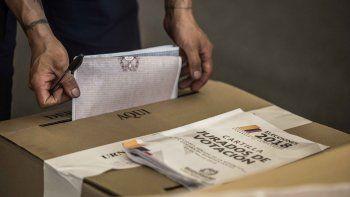 Las elecciones de Colombia tienen lugar este 27 de mayo.