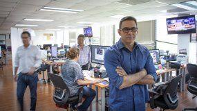 Osmín Martínez dirige el equipo periodístico de DIARIO LAS AMÉRICAS.