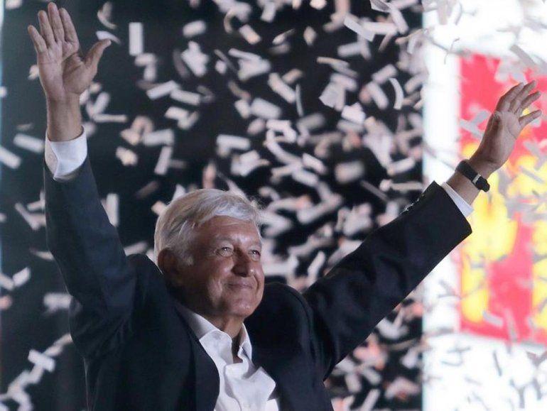 a0d49c7cdfb24 López Obrador gana la presidencia de México