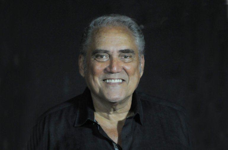 Mario Ernesto Sánchez, el fundador y director del Festival Internacional de Teatro Hispano.