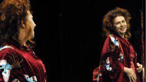 Escena de la obraLa incapaz, dirigida por Cecilia Barand, con funciones en el Arsht Center del 20 al 22 de julio, en el marco del Festival Internacional de Teatro Hispano de Miami.