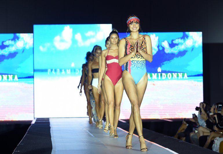 Resultado de imagen para EEUU: La moda de baño colombiana se luce en la Miami Swim Week 2019