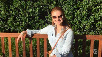 Mariia Butina, la supuesta agente rusa encubierta detenida en EEUU.