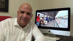 Juan Juan Almeida presenta el tema de los migrantes cubanos y venezolanos varados por el mundo.