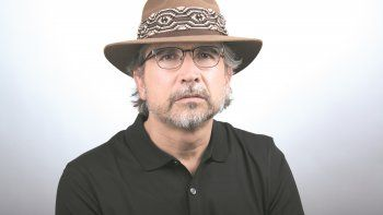 Gustavo Tovar Arroyo poeta y cineasta creador del documentalChavismo: la peste del siglo XXI.