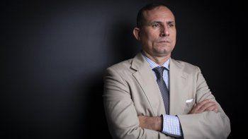 El opositor José Daniel Ferrer durante una visita a DIARIO LAS AMÉRICAS. (ARCHIVO)