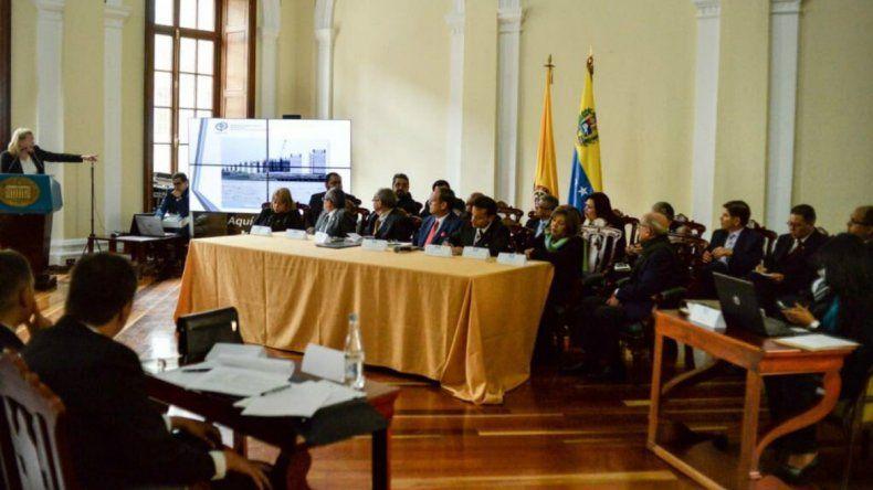 El órgano judicial inició el pasado 2 de agosto este procesocontra el dictador venezolano Maduro.