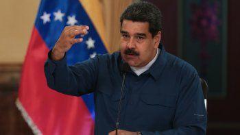 Maduro dijo que pedía a los medios internacionales que aprendieran a respetar aVenezuela, y los responsabilizó por una supuesta campaña que se enfila en contra del país.