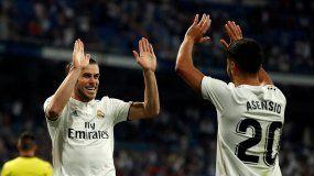 La combinación Bale y Asensio comenzó a rendir frutos para el equipo merengue.