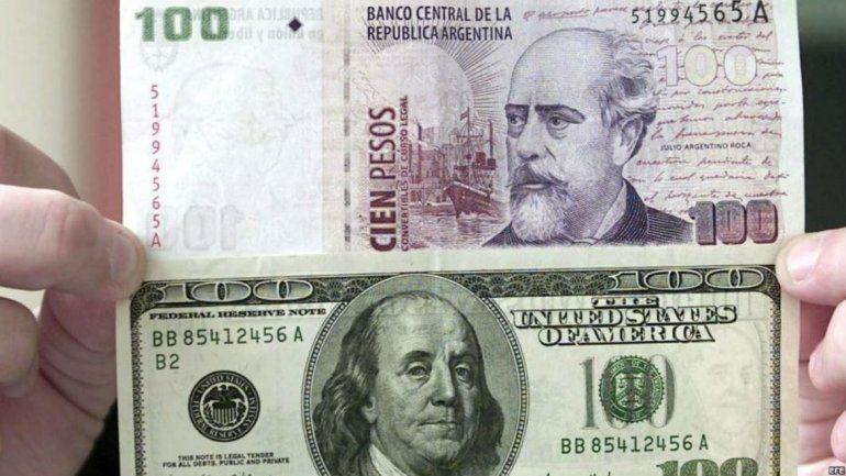 El Peso Argentino Se Ha Devaluado Más Del 100 En Lo Que Va De 2018 Archivo