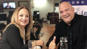 Juan Juan Almeida entrevista a la cantante cubana Lourdes Libertad.