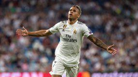 El nuevo 7 del conjunto blanco, Mariano Díaz, entró en los minutos finales y cumplió con un golazo que lo deja como el primer dominicano en marcar en la historia de la Champions League.