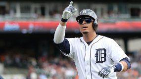 El bateador ambidextro más productivo que ha nacido en Venezuela, Víctor Martínez,se despedirá con el uniforme de los Tigres de Detroit.