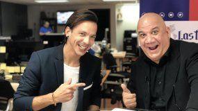 Juan Juan Almeida entrevista al comediante cubano Carlos Montiel.