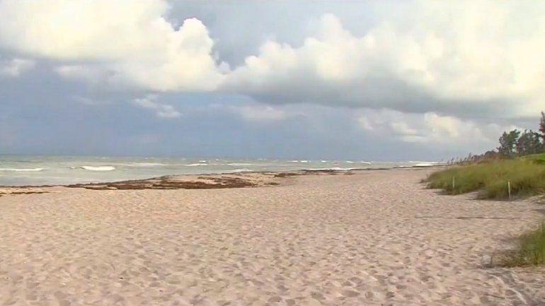 Las autoridades temen que las toxinas de la marea roja puedan afectar también las playas de Miami-Dade y Broward.