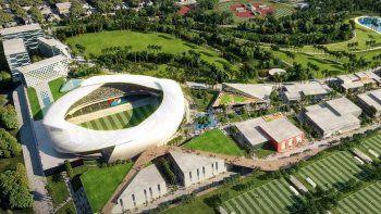 La instalación contará con 160 espacios abiertos para recreación, 110 para áreas verdes y 70 espacios deportivos y de entretenimiento.