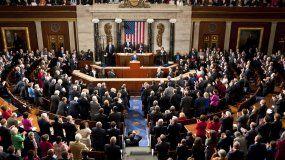 Resultados: Cámara de Representantes en EEUU