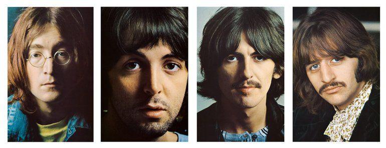 Entre febrero y abril de 1968, los cuatro integrantes se fueron de retiro espiritual a la India, donde John Lennon y Paul McCartney comenzaron a concebir