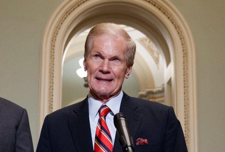Bill Nelson, senador demócrata por el estado de la Florida.