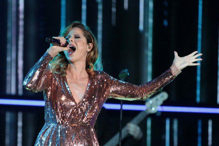 9a4e6fc32b La cantante Pastora Soler en una presentación a inicios de 2018 en Zaragoza