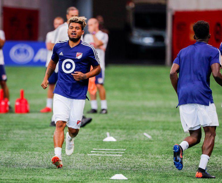 Josef Martínez tendrá la ventaja de jugar en casa