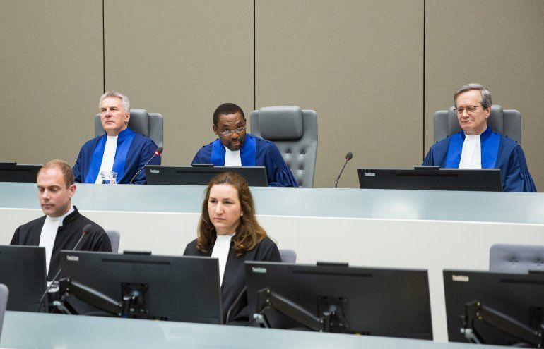 Leyenda de foto: La directiva de la CPI