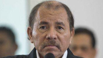 Daniel Ortega, gobernante sandinista de Nicaragua.