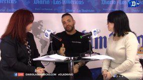 Nacho conversa con Diario Las Américas