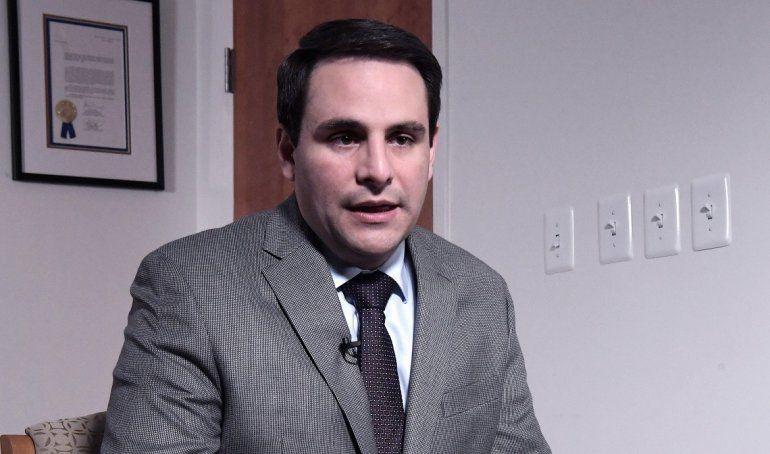 El embajador de EEUU ante la Organización de Estados Americanos (OEA), Carlos Trujillo.