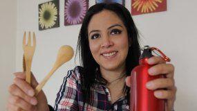 GabyBaezaes una joven mexicana que el próximo mayo cumplirá tres años sin generar basura.