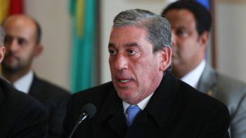 Tomás Enrique Bittar, presidente del Parlamento de MERCOSUR, PARLASUR, hasta el 31 de diciembre de 2018.