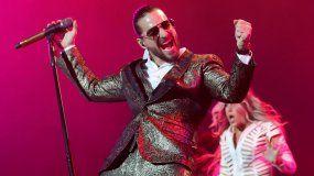 Juan Luis Londoño, conocido como Maluma, ganó el año pasado su primer Grammy latino en la categoría de Mejor Álbum Vocal Pop Contemporáneo por su álbum F.A.M.E..
