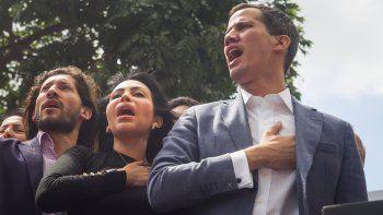 El Parlamento venezolano y su presidente Juan Guaidó han señalado una ruta para propiciar el cambio político en Venezuela.