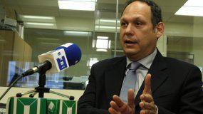 El presidente del Tribunal Supremo de Justicia de Venezuela en el exilio, Miguel Ángel Martín.