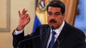 El dictador de Venezuela, Nicolás Maduro.