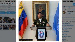 El coronel Chirinos Dorantes reconoció a Juan Guaidó como presidente encargado de Venezuela.